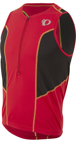 PEARL iZUMi SELECT Pursuit SL Tri Top Men true red/black